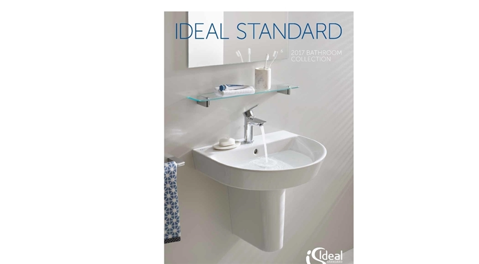 new 2017 brochures by ideal standard ideal bathrooms. Black Bedroom Furniture Sets. Home Design Ideas