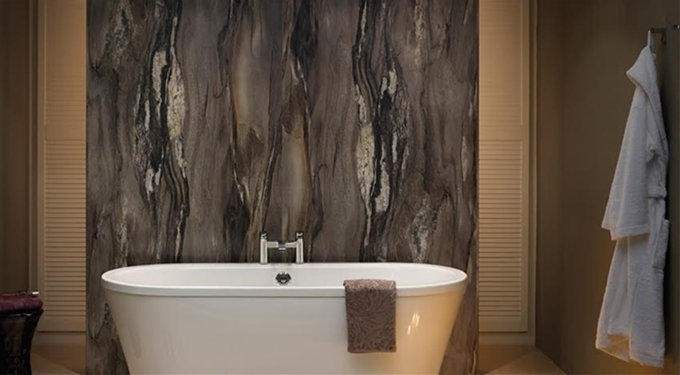 Beautiful Bathroom Surfaces The Smart