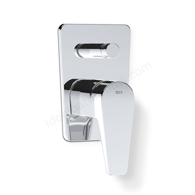 Roca ESMAI Wall Mounted Concealed Bath Shower Mixer Valve Only