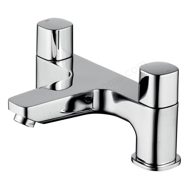 Ideal Standard TEMPO Bath Filler Tap, 2 Tap Hole, Chrome