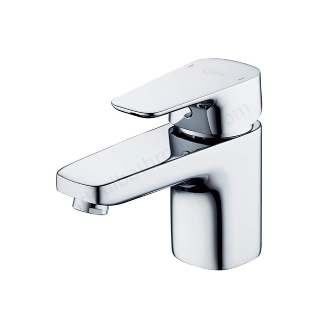Ideal Standard TEMPO Bath Filler Tap, 1 Tap Hole, Chrome
