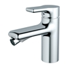 Ideal Standard ATTITUDE Bidet Mixer Tap, with Pop Up Waste, 1 Tap Hole, Chrome