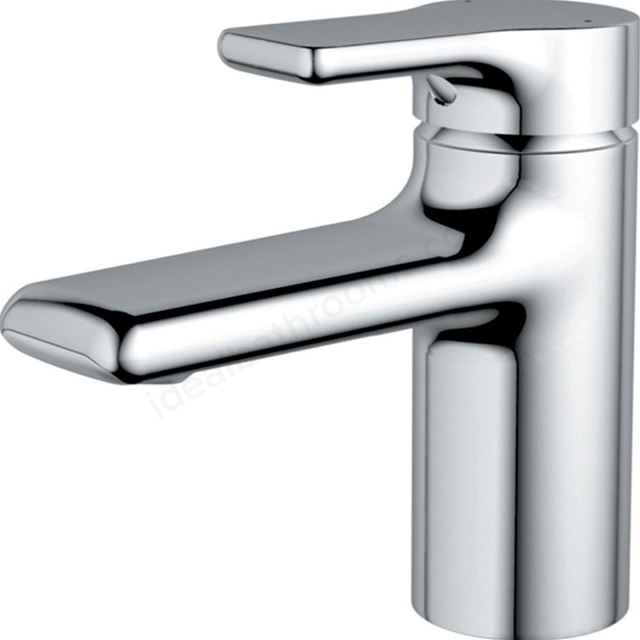 Ideal Standard ATTITUDE Basin Mixer Tap, with Pop Up Waste, 1 Tap Hole, Chrome