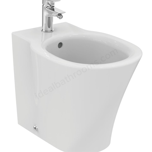 Ideal Standard Back-to-Wall Bidet - One Taphole - Concept Freedom