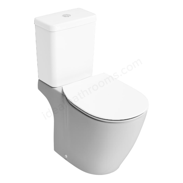 Ideal Standard Aquablade Technology; Concept; Close Coupled WC Suite