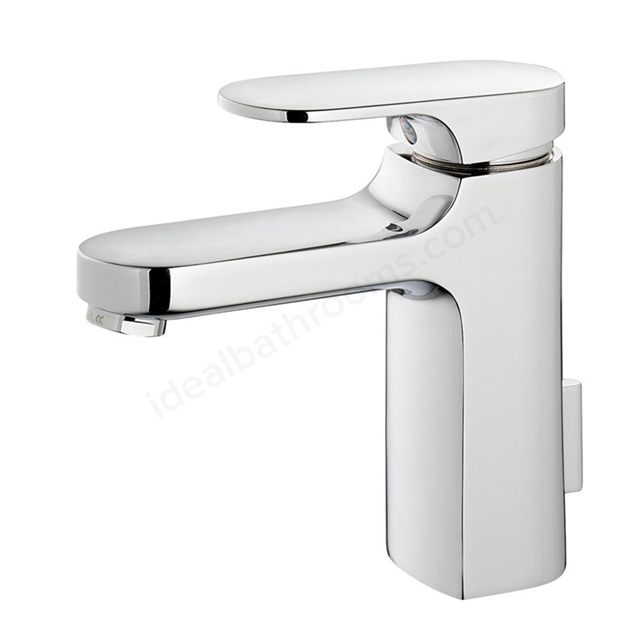 Ideal Standard MOMENTS Basin Mixer Tap, with Pop Up Waste, 1 Tap Hole, Chrome