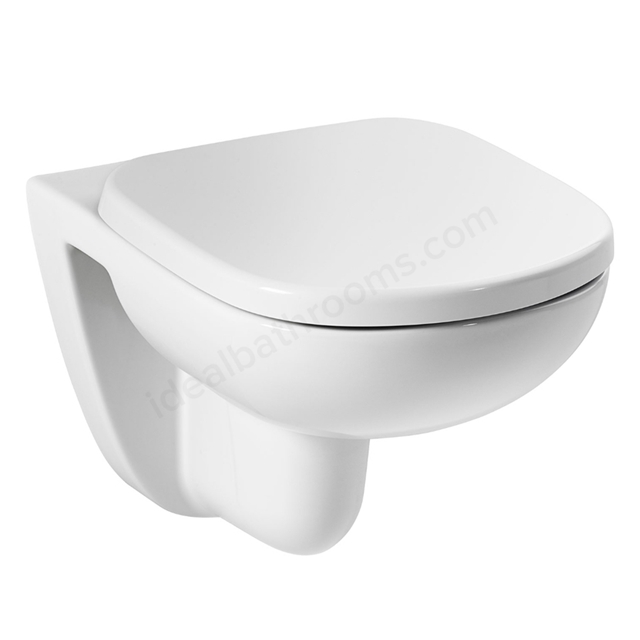 Ideal Standard Wall Mounted Tempo WC Suite White