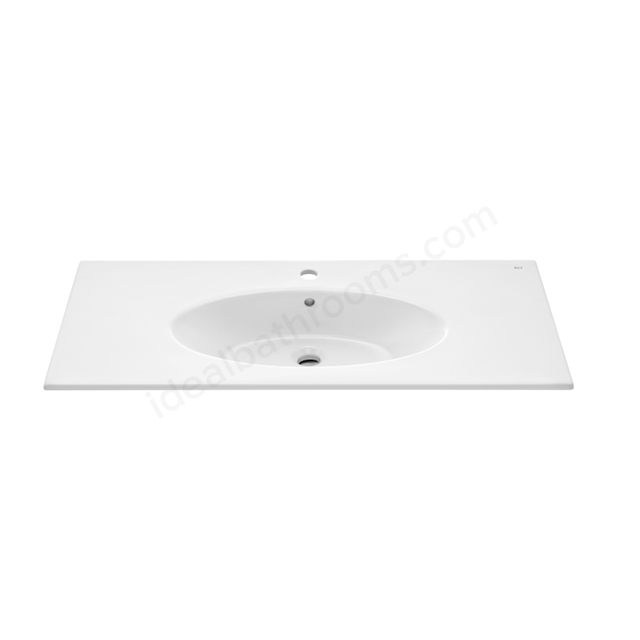 Roca 1000 UNIK OVAL DOUBLE WASHBASIN