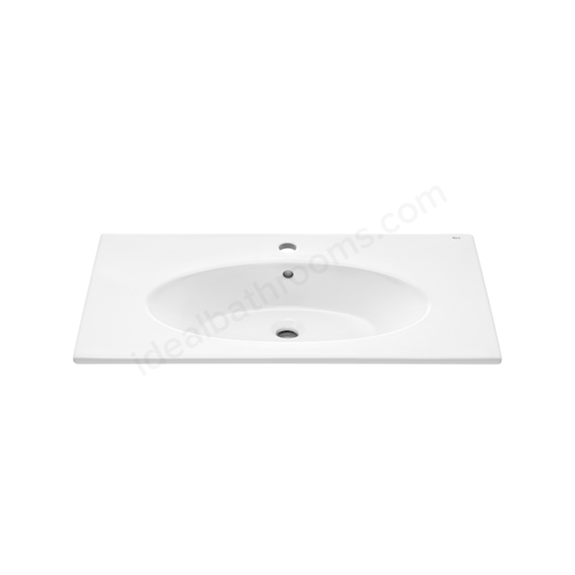 Roca Victoria-N Oval Washbasin 800mm