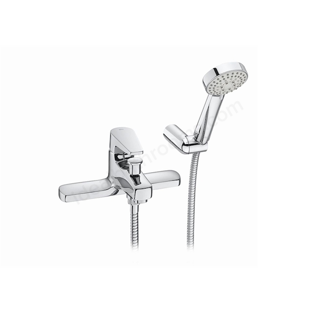 Roca ESMAI DECK MOUNTED BATH SHOWER MIXER
