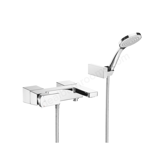 ROCA L90 WALL MOUNTED BATH/SHOWER MIXER AND KIT