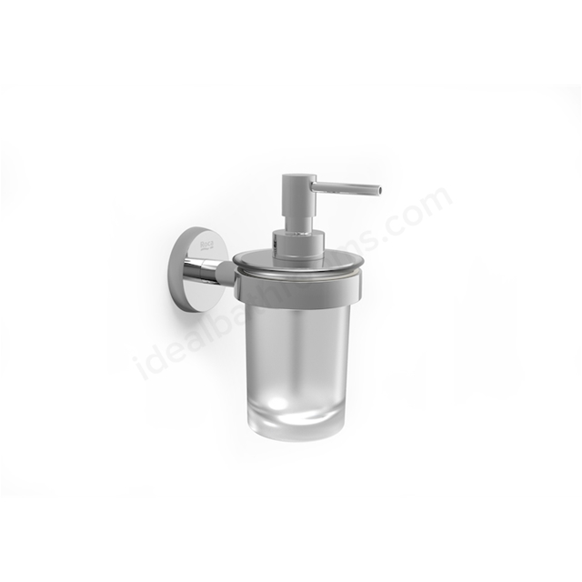 Roca WALL HUNG SOAP DISPENSER TWIN BR CHROME