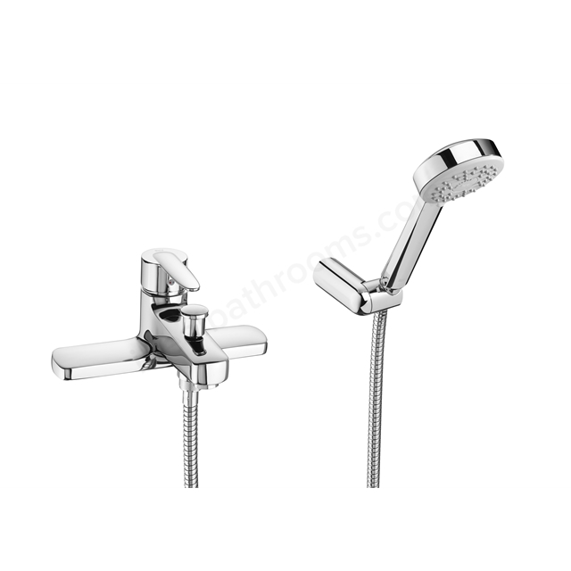 Roca VECTRA DECK - MOUNTED BATH-SHOWER MIXER