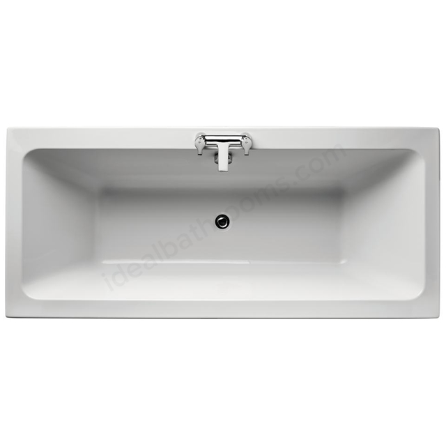 Ideal Standard 1700x750mm Idealform+ Double Ended Bath - Tempo