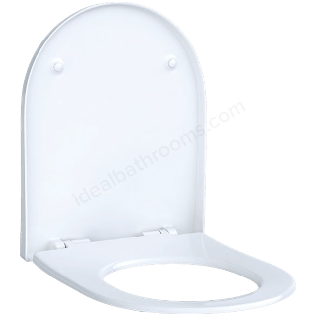 Geberit Acanto WC seat: white