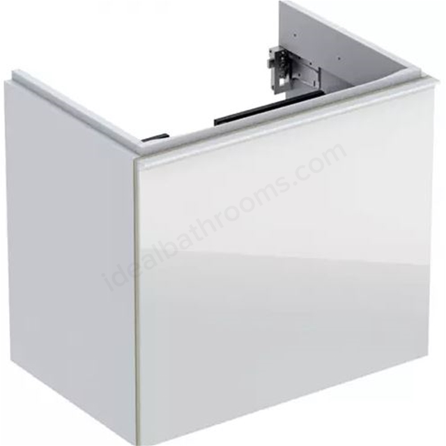 Geberit Acanto Compact 600mm Basin Unit White