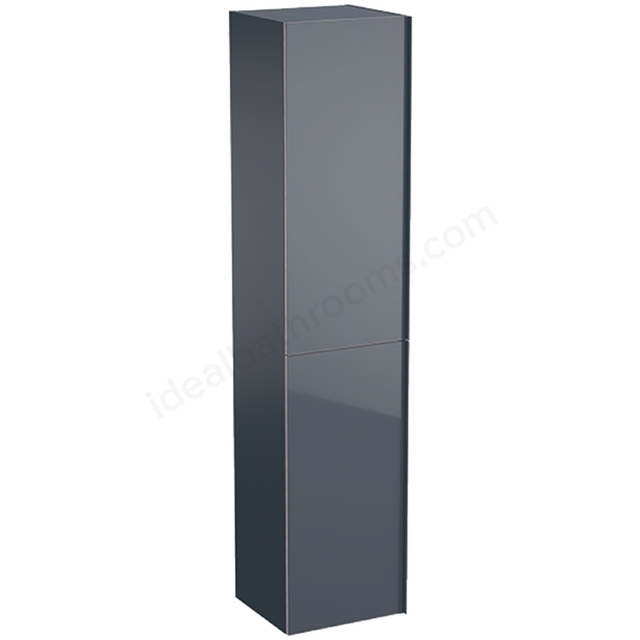 Geberit Acanto 1730mm Tall Side Unit Lava