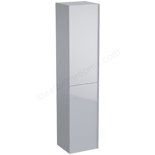 Geberit Acanto 1730mm Tall Side Unit Sand