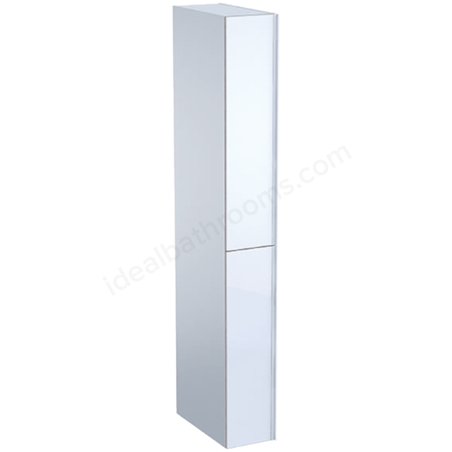 Geberit Acanto 1730mm Tall Divider Unit White