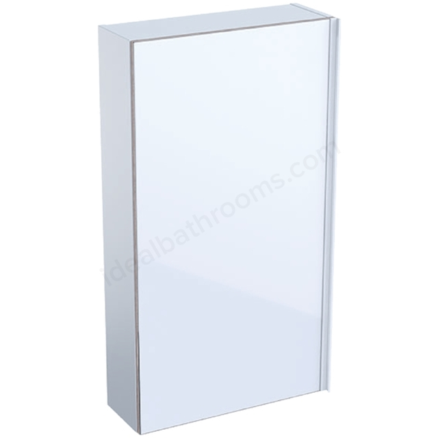 Geberit Acanto 450mm Upper Side Unit White