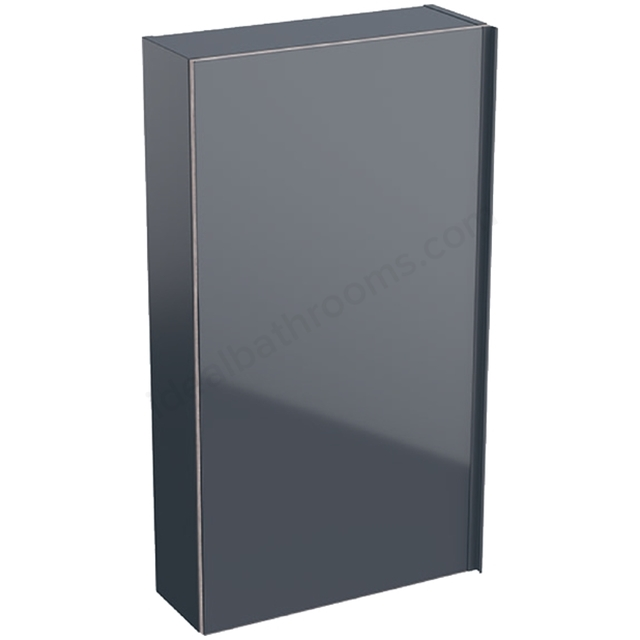 Geberit Acanto 450mm Upper Side Unit Lava