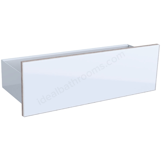 Geberit Acanto Floating Shelf White