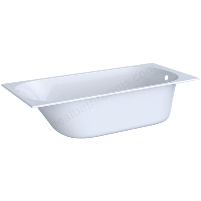 Geberit Acanto 1700mm x 750mm Single Ended Bath
