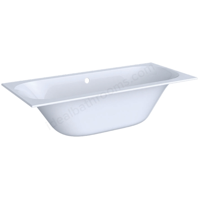 Geberit Acanto 1700mm x 750mm Double Ended Bath