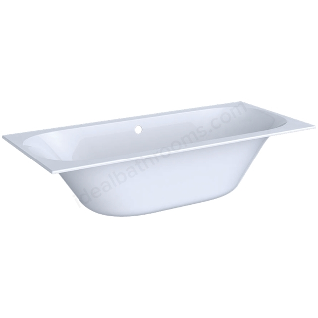 Geberit Acanto 1800mm x 800mm Double Ended Bath