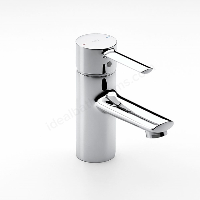 Roca TARGA Smooth Body Basin Mixer Tap