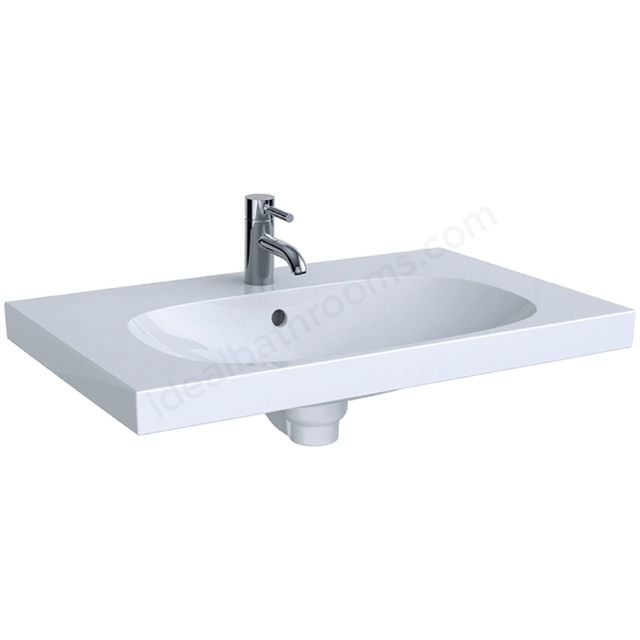 Geberit Acanto 750mm 1TH Washbasin