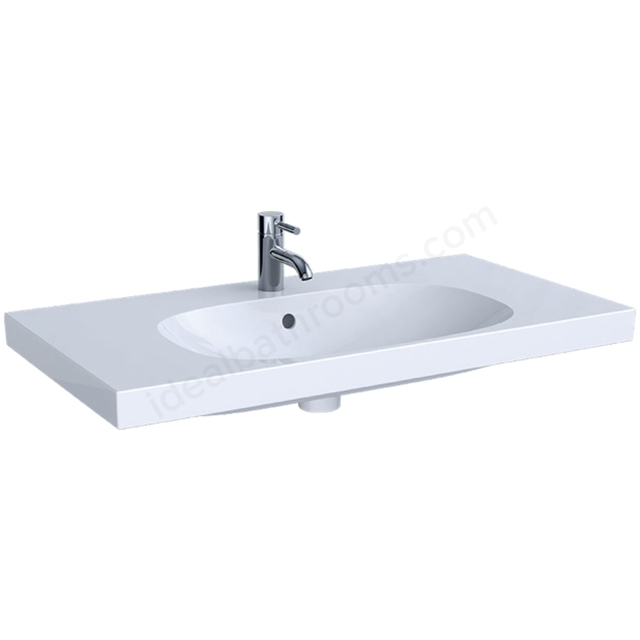 Geberit Acanto 900mm 1TH Washbasin