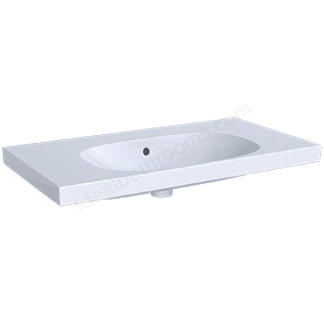 Geberit Acanto 900mm NTH Washbasin