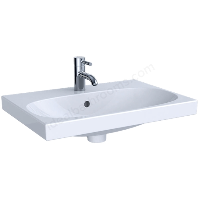 Geberit Acanto 600mm 1TH Compact Washbasin