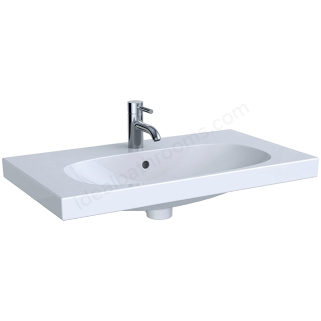 Geberit Acanto 750mm 1TH Compact Washbasin