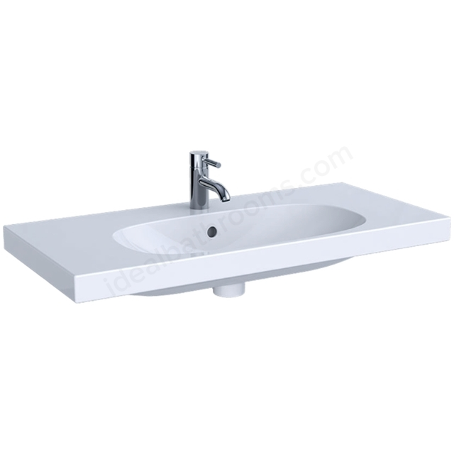 Geberit Acanto 900mm 1TH Compact Washbasin