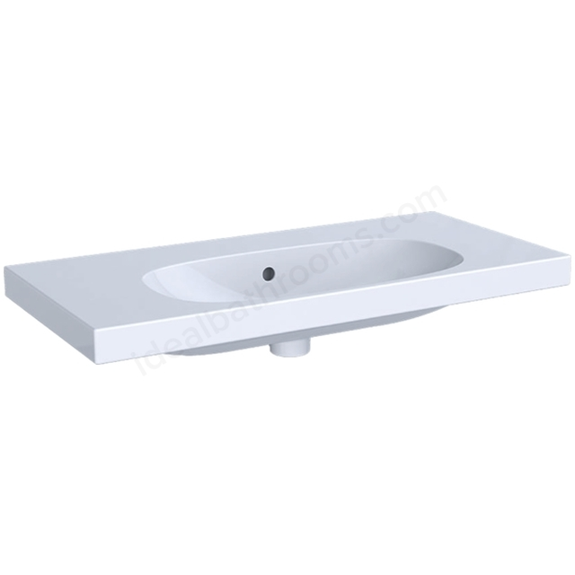 Geberit Acanto 900mm NTH Compact Washbasin