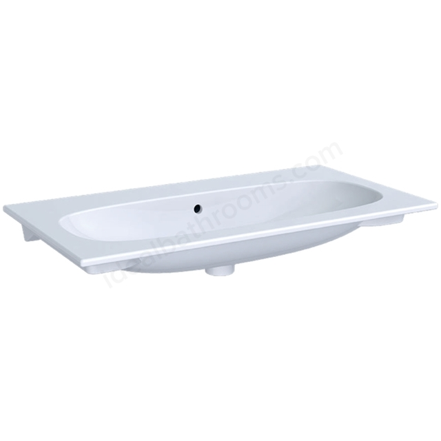 Geberit Acanto 900mm NTH Slim Rim Washbasin