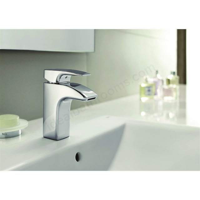 Roca THESIS Basin Mixer Tap