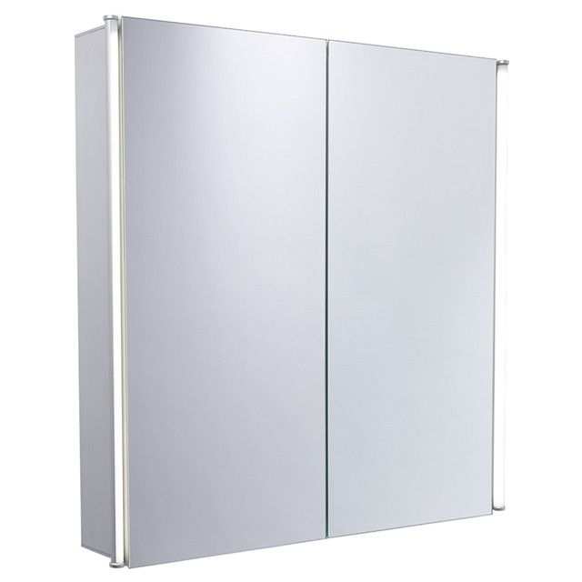 Essential Sleek Double Door Cabinet