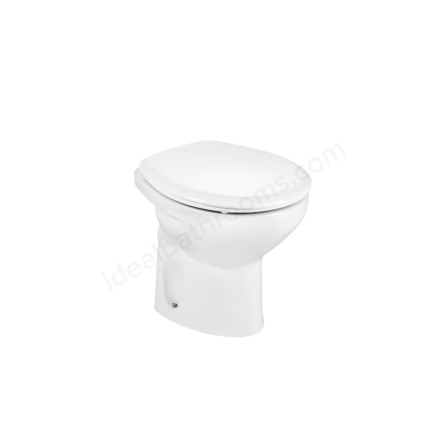 Roca Laura Close Coupled Toilet Pan Ideal Bathrooms