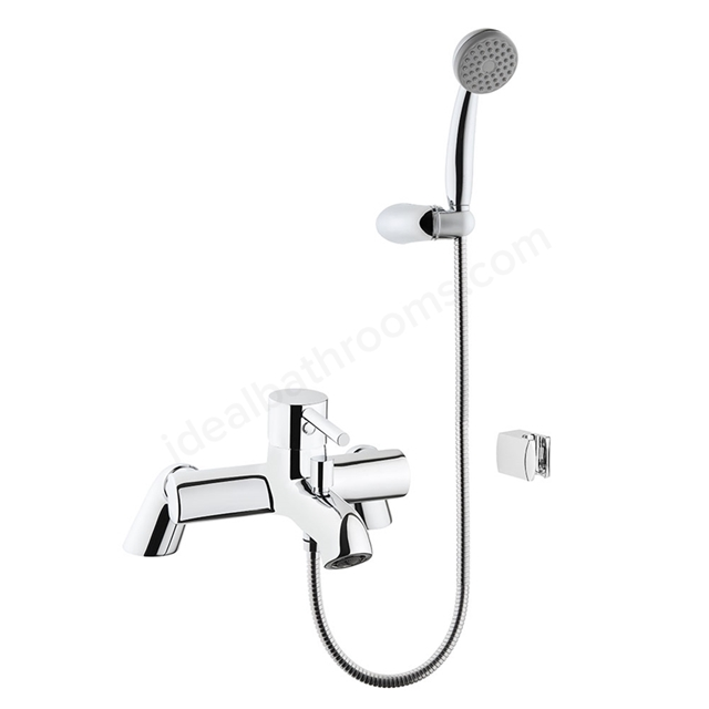 Vitra MINIMAX Bath Shower Mixer Tap + Shower Kit