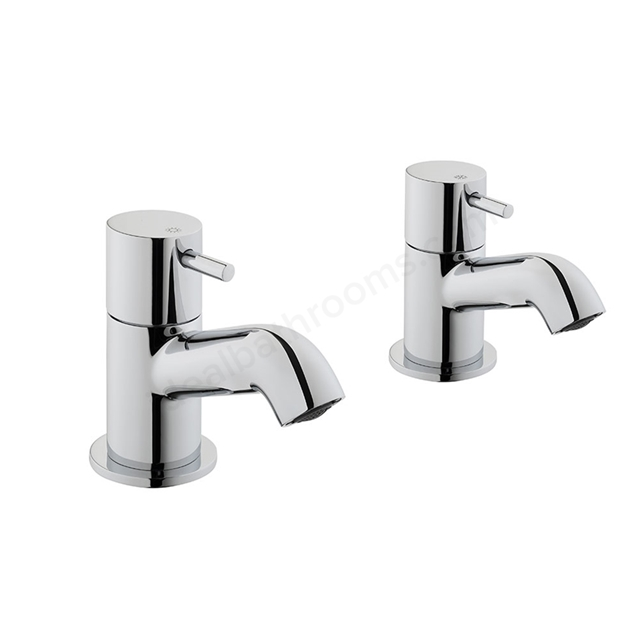 Vitra MINIMAX Bath Pillar Taps