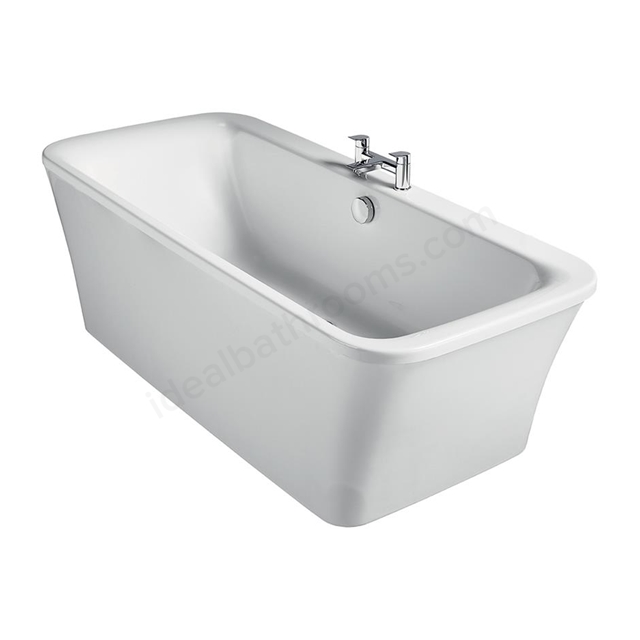 Ideal Standard Concept Air 170 X 79Cm Freestanding Bath With Tapdeck