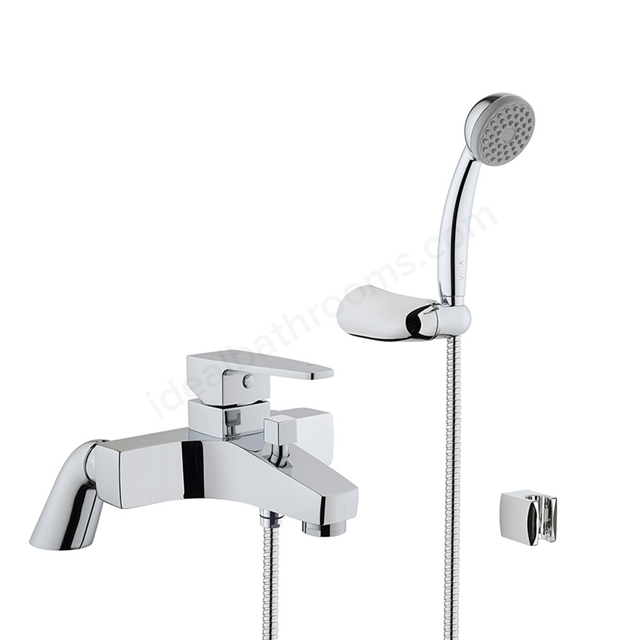 Vitra Q-LINE Bath Shower Mixer Tap + Shower Kit