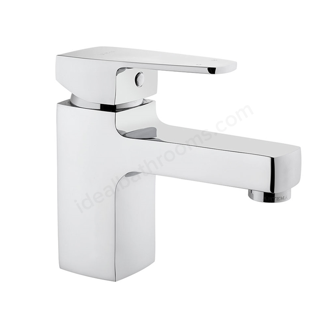 Vitra Q-LINE Bath Filler Tap, 1 Tap Hole, Chrome