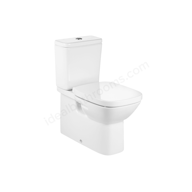 Roca Debba 340mm Back to Wall Pan