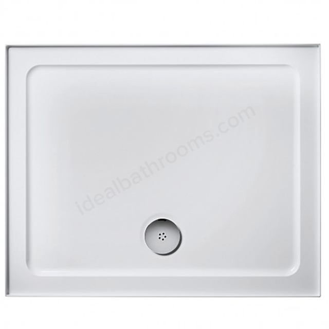 Ideal Standard idealite 1200x800 upstand low profile tray