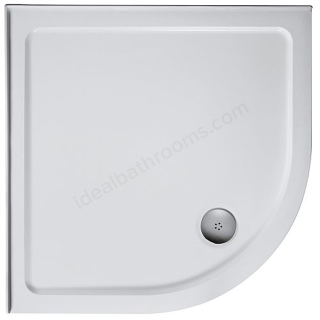 Ideal Standard idealite 900 quadrant upstand low profile