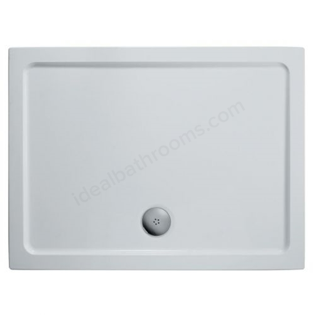 Ideal Standard idealite 900x760 flat top low profile tray